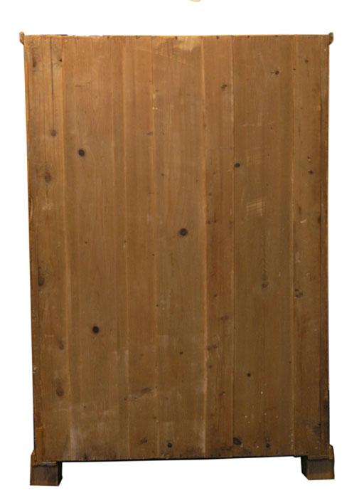 brotschrank vorratsschrank in weichholz ebay. Black Bedroom Furniture Sets. Home Design Ideas